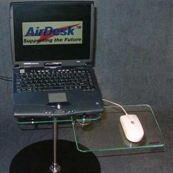Swing Out Mouse Tray | AirDesk®